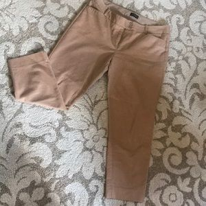 The Limited Ankle Khaki Dress Pant